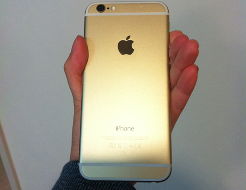 iPhone6本体